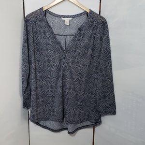 H&M ladies soft & comfy blouse